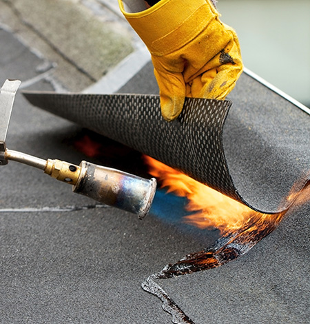 Roofing & gutter surveys